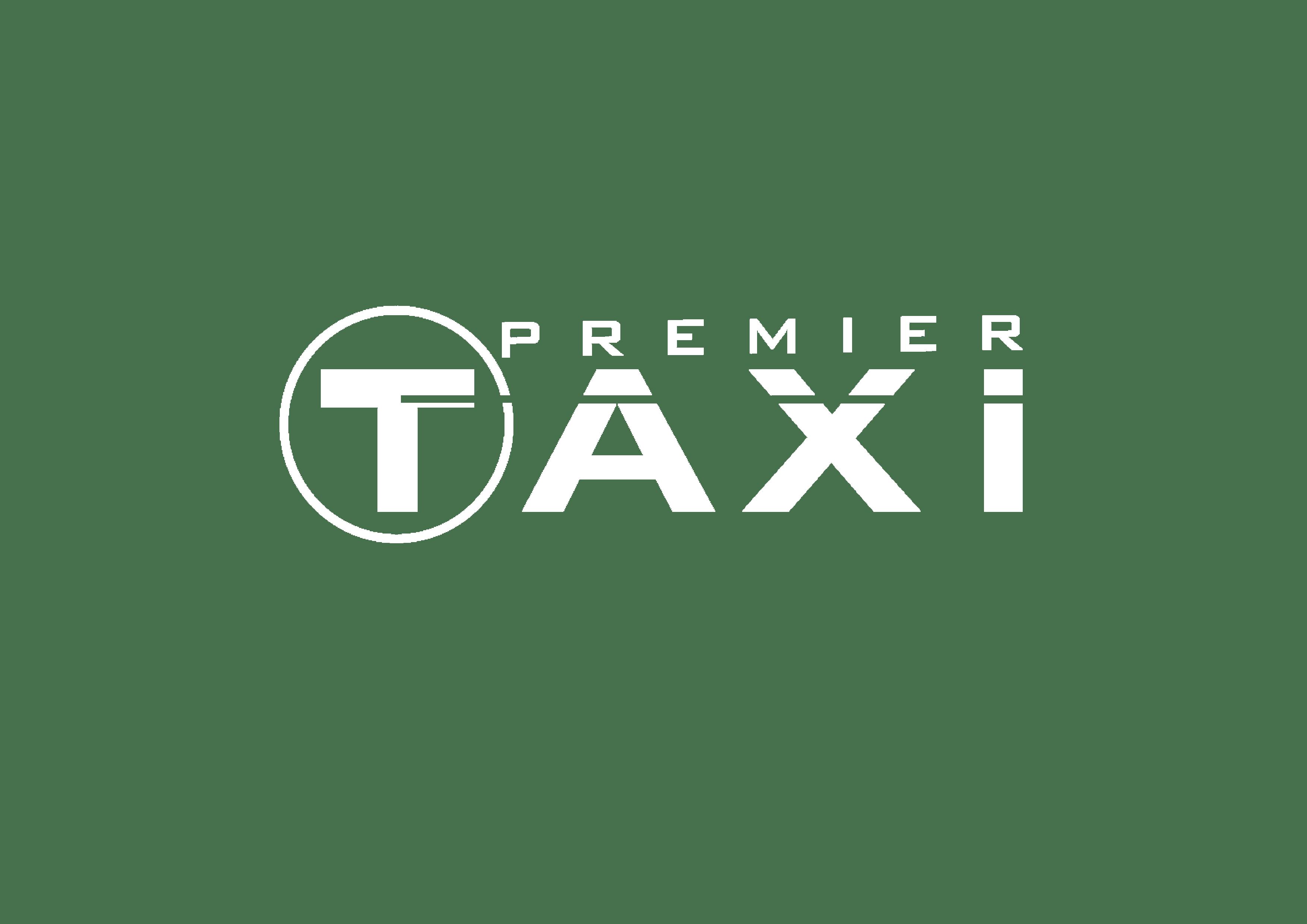 premier taxi logo